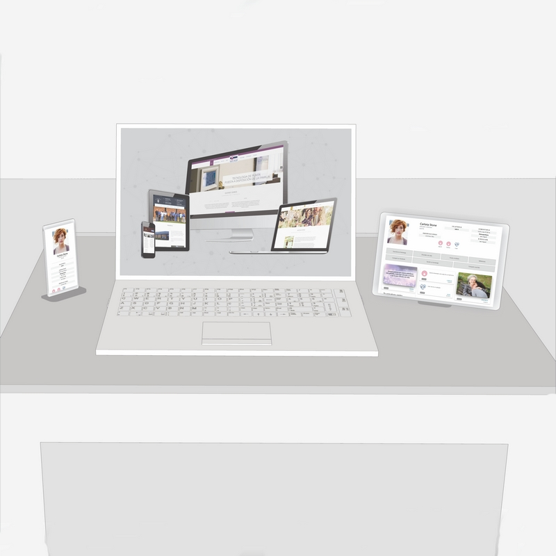 Sitio Web empresas Funebres, Cementerios, Funerarias, Cocheria